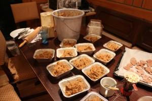 Lebkuchenfrüchtebrot nach Muttis Rezept